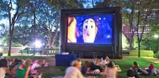 Tigard Movies in the Park