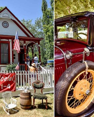 Tigard Historical Association Old Fashioned Ice Cream Social