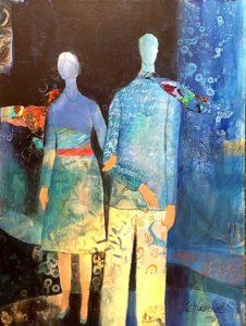 Side By Side, Liz Walker
