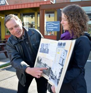 History of downtown Tigard walking tour