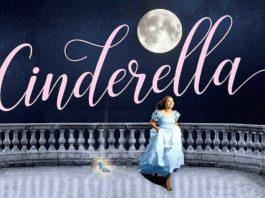 broadway rose theatre company, cinderella, megan tudor
