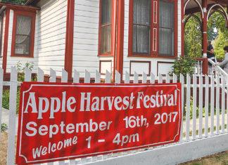 apple harvest festival, davidson's restaurant, tigard historical association
