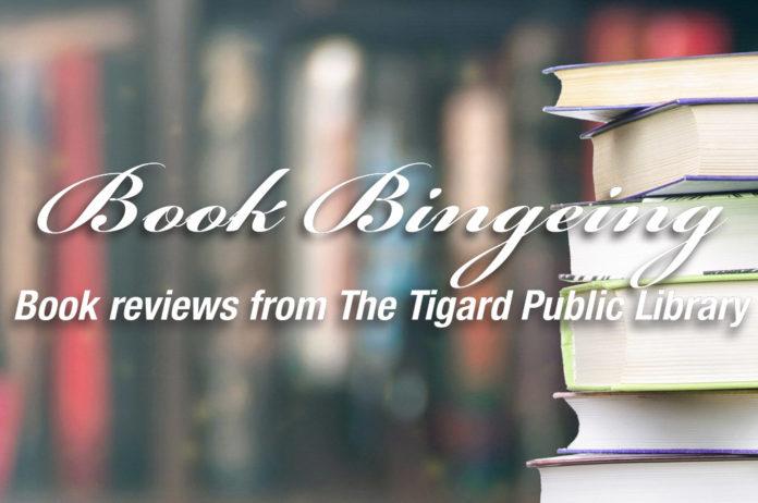 book bingeing tigard library