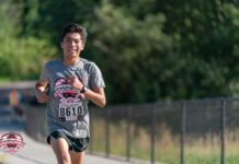 ladybug run, oscar nieves, tigard high school runner