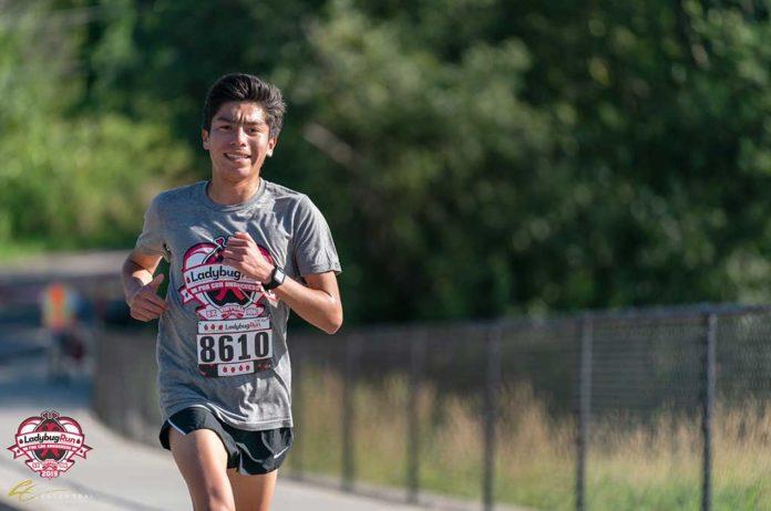 ladybug run, oscar nieves, tigard high school runner
