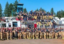 fire rescue tigard, metro fire camp