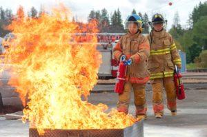 Metro Fire Camp, TVF&R