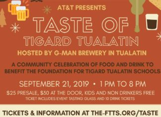 taste of tigard, taste of tualatin