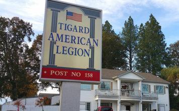 tigard american legion post 158