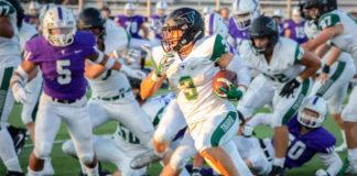 tigard high school football vs sunset high school