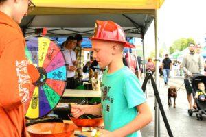 tigard street fair games
