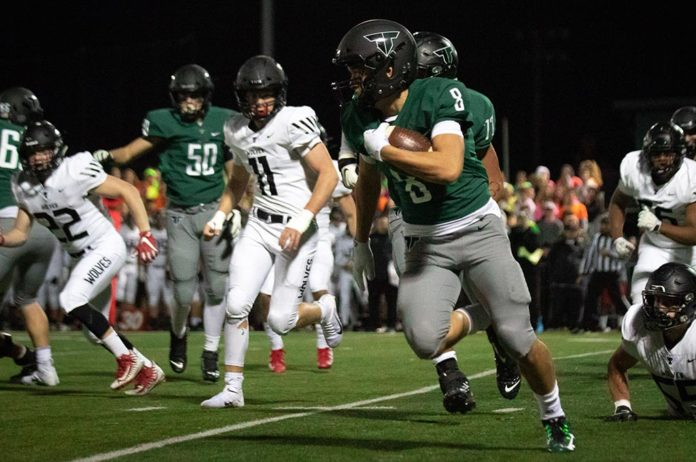 tigard high school football, Tualatin high school, football games tigard,