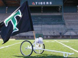 Tigard High School, Tigard Football. FNL