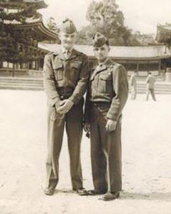 Veteran's Corner, Korean War, Veteran