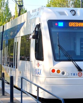 light rail, southwest corridor light rail project