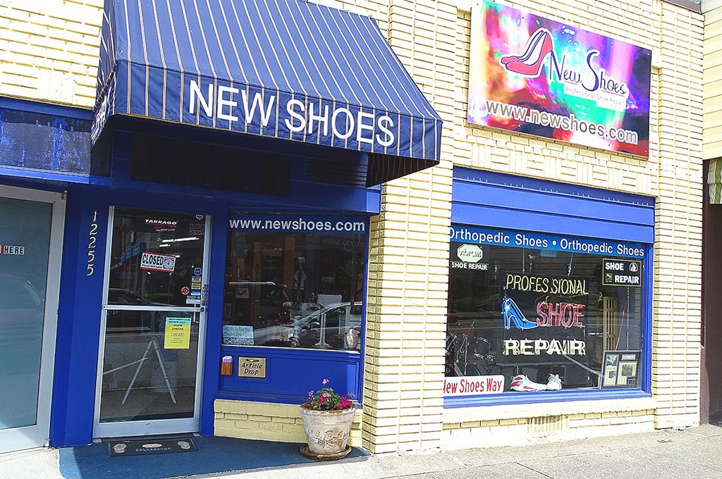 New Shoes has been a landmark on Tigard's Main Street for decades.