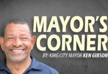 Mayor's Corner Gibson