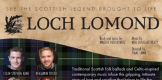 Broadway Rose Loch Lomond