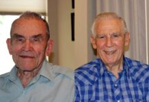 Frank Heyl and Al McFarling