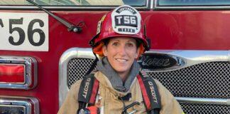 Capt. Karen Bureker.